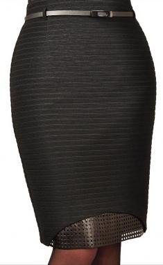 Skirt Klever 0385 chern