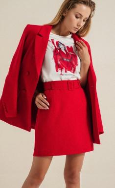 Skirt Saffonov S1001-2