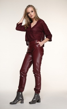 Trousers Amori 5049 vishn 170