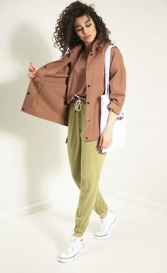 Trousers Samnari T26 oliv