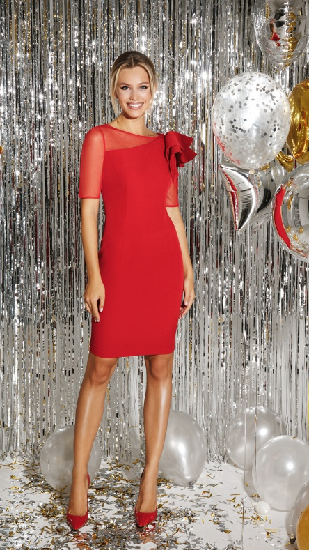 Dress DiLia Fashion #0294
