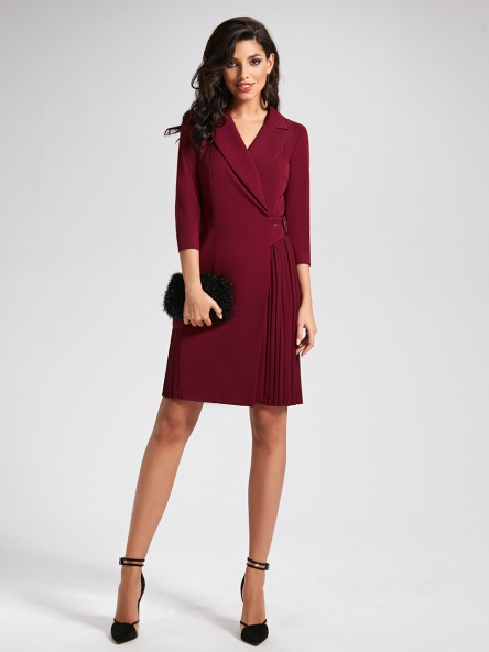Dress Sale #12-70 bordo
