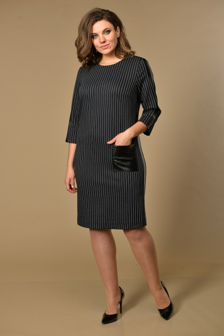 Dress Lady Style Classic #1704 polosk