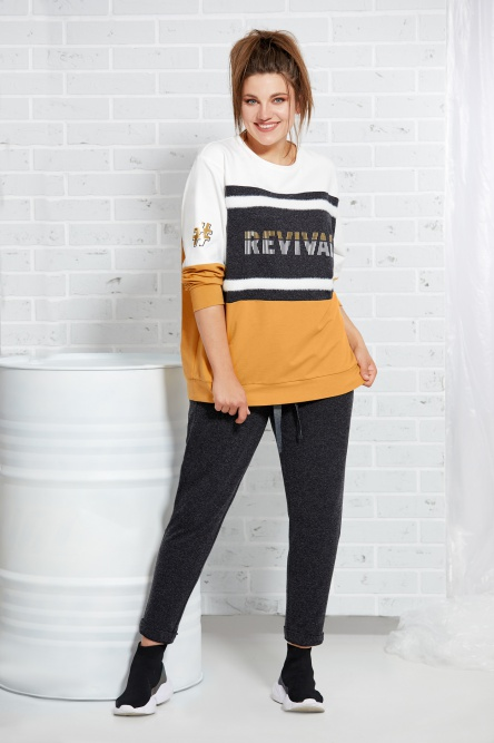 Sweatshirt AVE RARA #2023